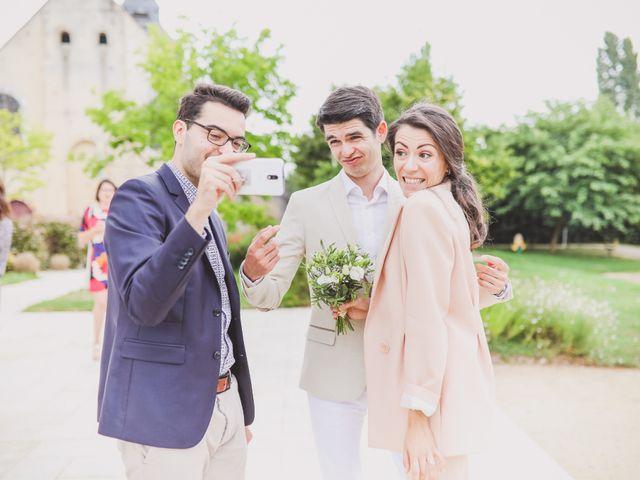 Le mariage de Thomas et Léa à Andouillé, Mayenne 78