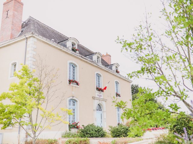 Le mariage de Thomas et Léa à Andouillé, Mayenne 87