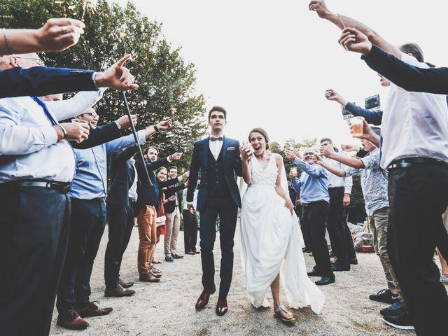Le mariage de Thomas et Léa à Andouillé, Mayenne 92