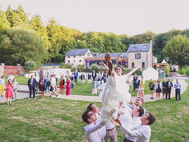 Le mariage de Thomas et Léa à Andouillé, Mayenne 94