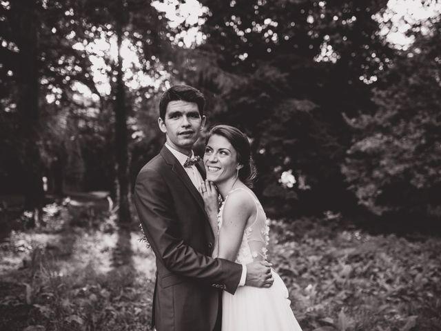 Le mariage de Thomas et Léa à Andouillé, Mayenne 102