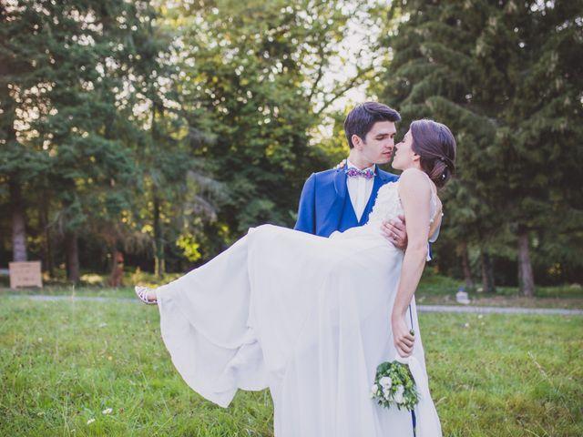Le mariage de Thomas et Léa à Andouillé, Mayenne 103