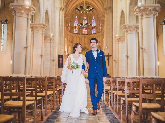 Le mariage de Thomas et Léa à Andouillé, Mayenne 113