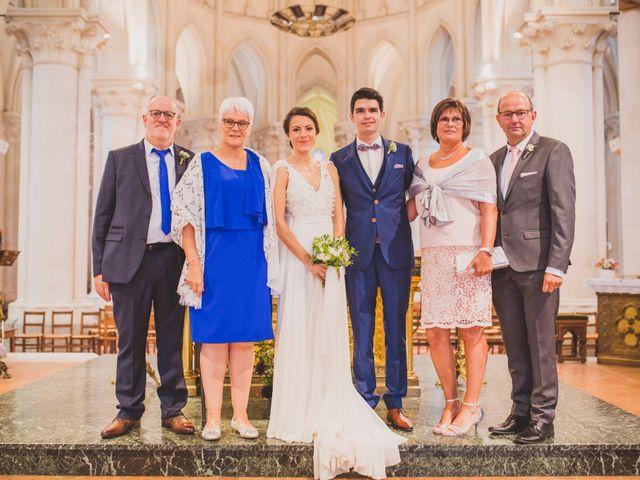 Le mariage de Thomas et Léa à Andouillé, Mayenne 115