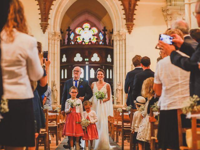 Le mariage de Thomas et Léa à Andouillé, Mayenne 122