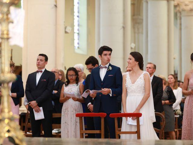 Le mariage de Thomas et Léa à Andouillé, Mayenne 123