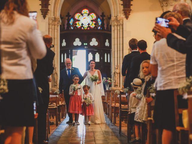 Le mariage de Thomas et Léa à Andouillé, Mayenne 124