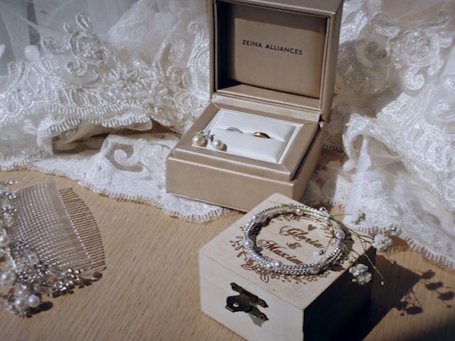 Le mariage de Maxime et Gloria à Paris, Paris 1