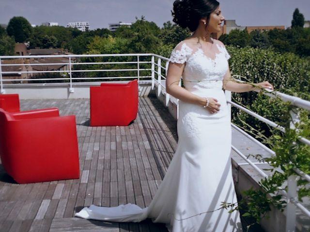 Le mariage de Maxime et Gloria à Paris, Paris 10