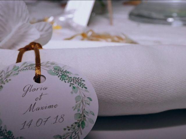 Le mariage de Maxime et Gloria à Paris, Paris 12