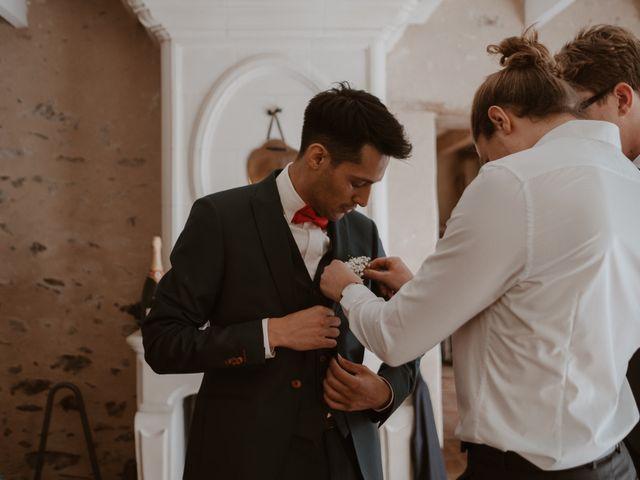 Le mariage de Julien et Laure à Angers, Maine et Loire 8