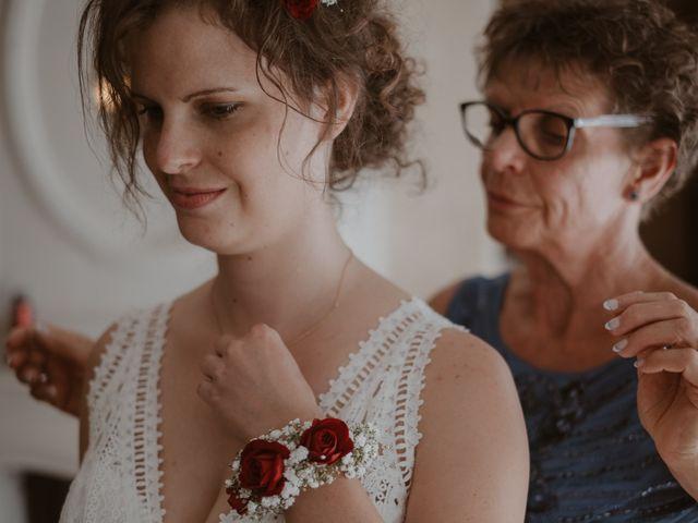 Le mariage de Julien et Laure à Angers, Maine et Loire 15