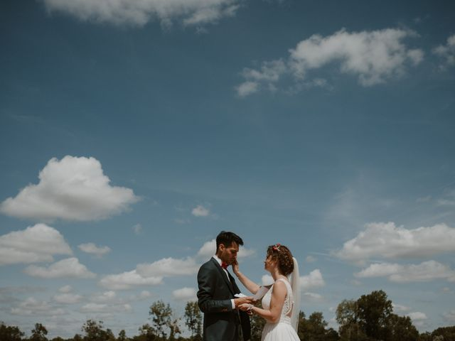 Le mariage de Julien et Laure à Angers, Maine et Loire 23