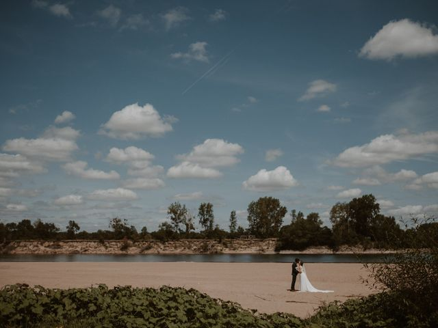 Le mariage de Julien et Laure à Angers, Maine et Loire 26