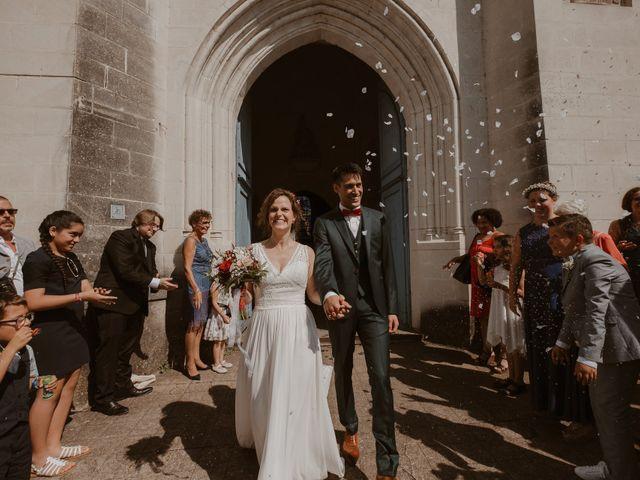 Le mariage de Julien et Laure à Angers, Maine et Loire 44