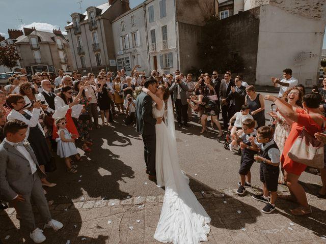 Le mariage de Julien et Laure à Angers, Maine et Loire 46