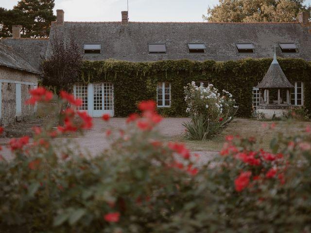 Le mariage de Julien et Laure à Angers, Maine et Loire 85