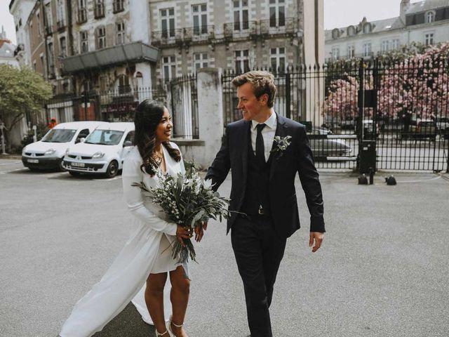 Le mariage de Gauthier et Julie à Nantes, Loire Atlantique 28