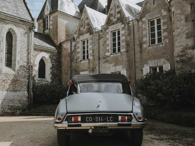 Le mariage de Gauthier et Julie à Nantes, Loire Atlantique 62