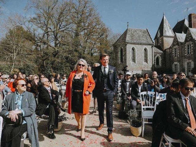 Le mariage de Gauthier et Julie à Nantes, Loire Atlantique 71