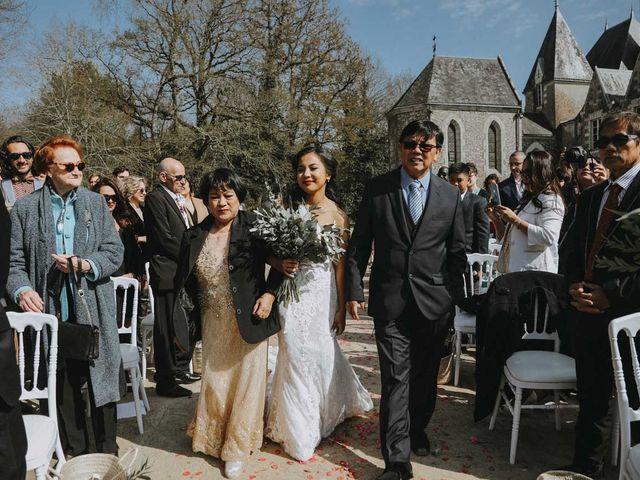 Le mariage de Gauthier et Julie à Nantes, Loire Atlantique 74