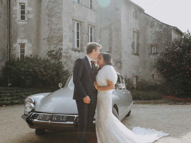 Le mariage de Gauthier et Julie à Nantes, Loire Atlantique 93