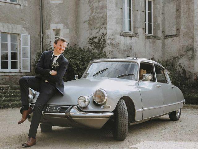 Le mariage de Gauthier et Julie à Nantes, Loire Atlantique 94