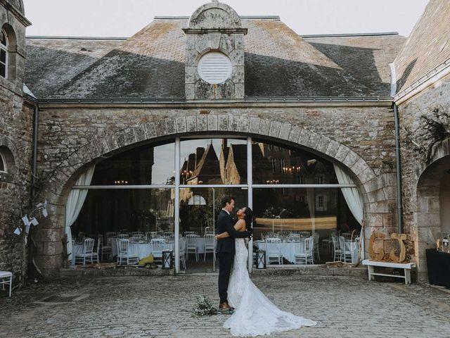 Le mariage de Gauthier et Julie à Nantes, Loire Atlantique 123