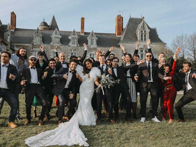 Le mariage de Gauthier et Julie à Nantes, Loire Atlantique 126