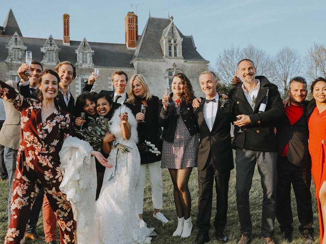 Le mariage de Gauthier et Julie à Nantes, Loire Atlantique 128