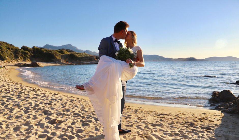 Le mariage de Nathan et Carole  à Calvi, Corse