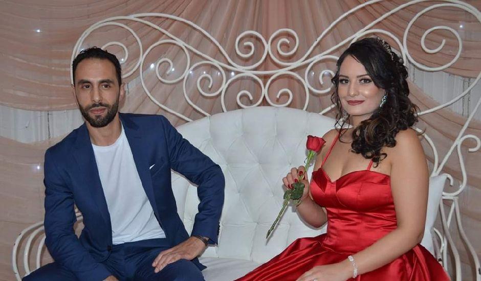 Le mariage de Kamel et Mounia à Paris, Paris