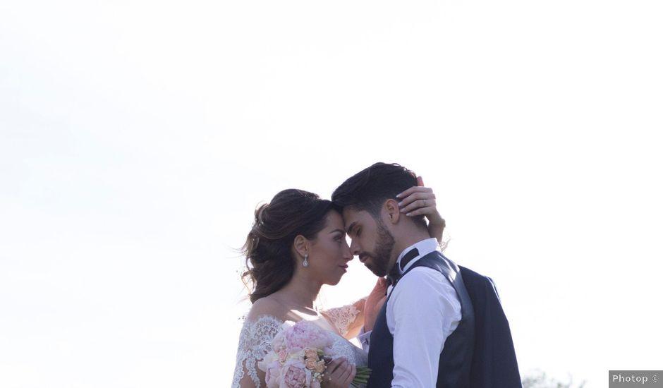 Le mariage de Léandry et Laurène à Saint-Priest-en-Jarez, Loire