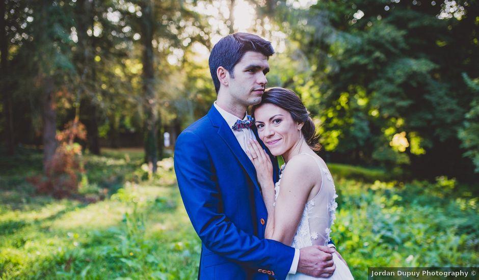 Le mariage de Thomas et Léa à Andouillé, Mayenne