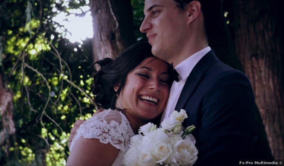 Le mariage de Maxime et Gloria à Paris, Paris