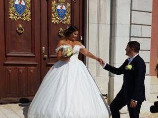 Le mariage de Maryline et Jonthan 1