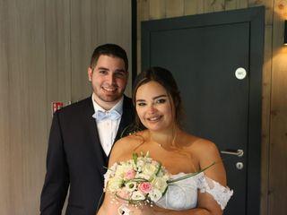 Le mariage de Maryline et Jonthan