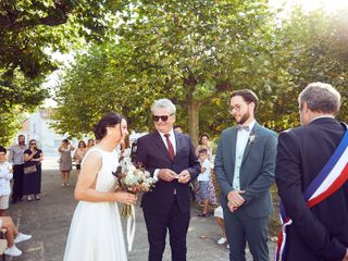 Le mariage de Mathilde et VIncent 1