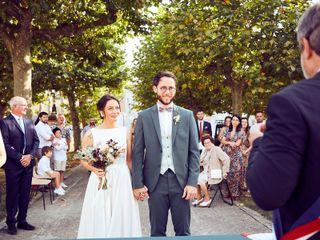 Le mariage de Mathilde et VIncent