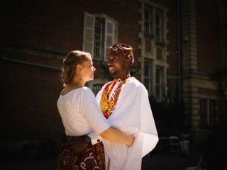 Le mariage de Célia et Cédric 1
