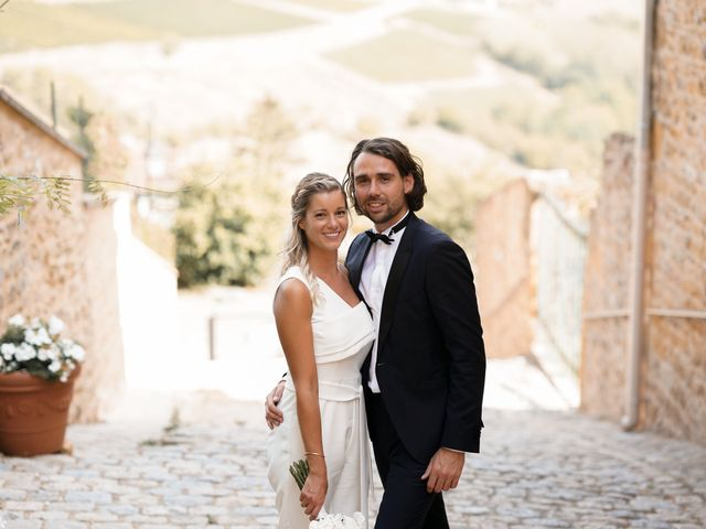 Le mariage de Romain et Alexandra à Légny, Rhône 6