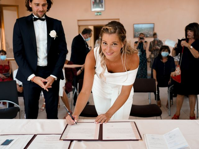 Le mariage de Romain et Alexandra à Légny, Rhône 8