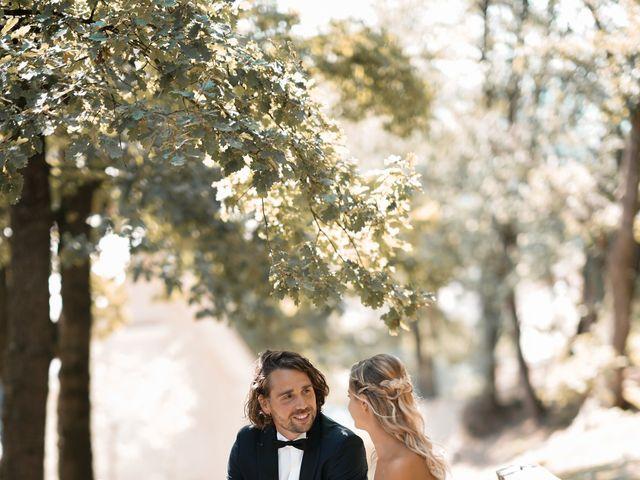 Le mariage de Romain et Alexandra à Légny, Rhône 12