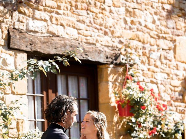 Le mariage de Romain et Alexandra à Légny, Rhône 26