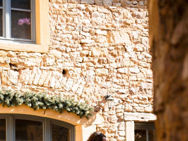 Le mariage de Romain et Alexandra à Légny, Rhône 28