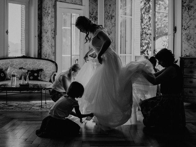Le mariage de Cédric et Célia à La Sône, Isère 16