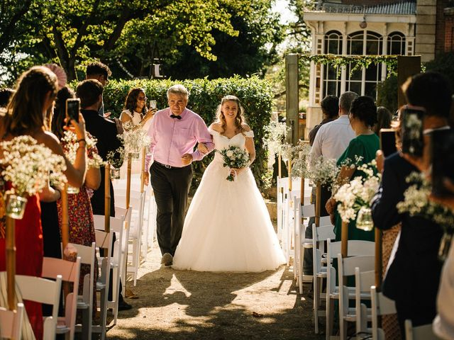 Le mariage de Cédric et Célia à La Sône, Isère 22