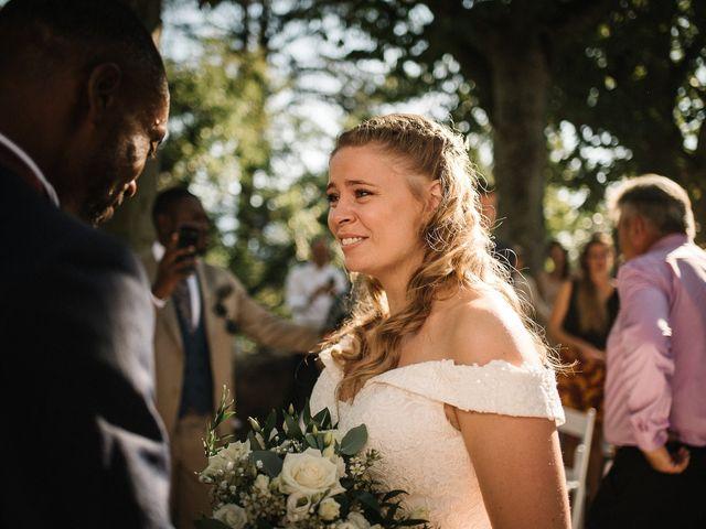Le mariage de Cédric et Célia à La Sône, Isère 23