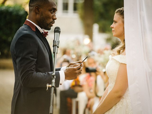 Le mariage de Cédric et Célia à La Sône, Isère 30