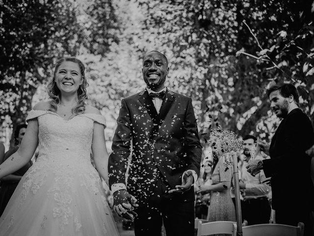 Le mariage de Cédric et Célia à La Sône, Isère 31